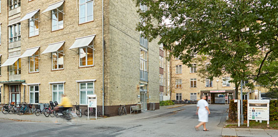 frederiksberg hospital laboratorium åbningstider